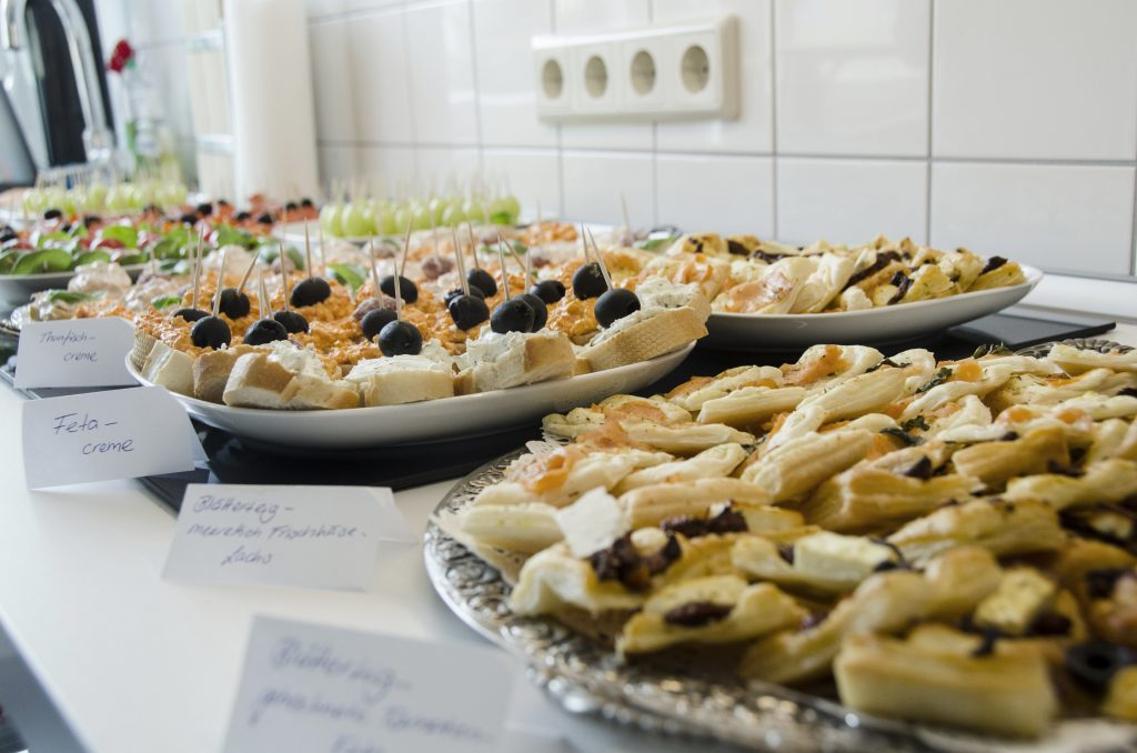 Afterwork Snacks bei SellUp