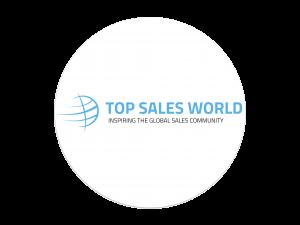 Logo Top Sales WOlrd